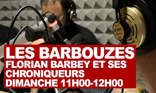 Barbouzes weekend
