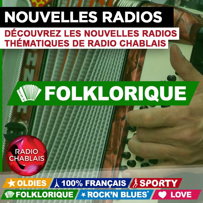 Webradio Folklorique
