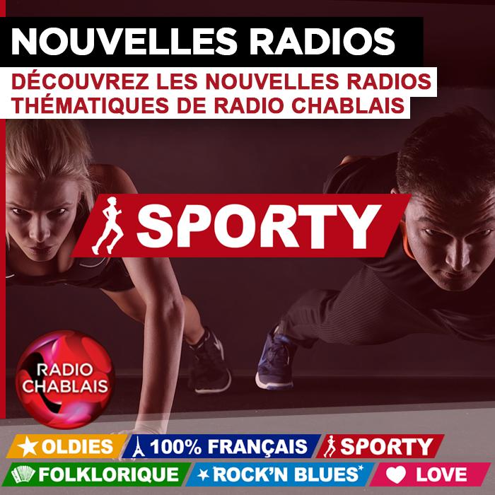 Webradio sporty