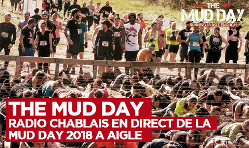 22 septembre : THE MUD DAY / DIRECT